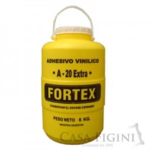 adhesivo fortex 6kg